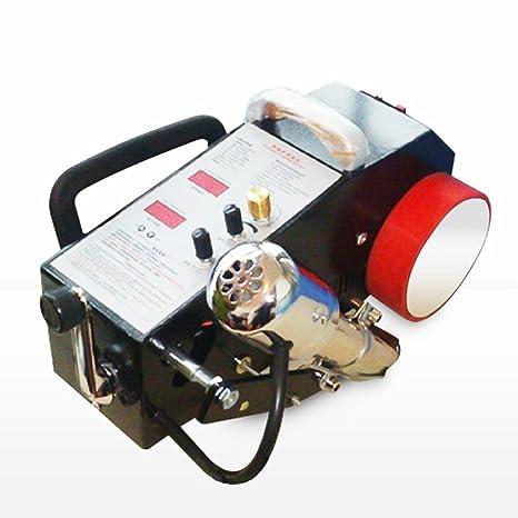 lc3000 a 220 VAC PVC Flex Banner costura soldador máquina PVC máquina de soldadura automática