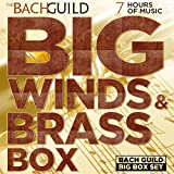 Big Winds and Brass Box Album Cover