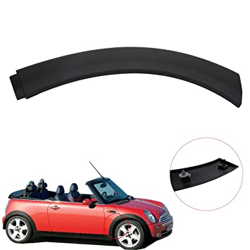 Arco de rueda para coche (guardabarros delantero para 2002-2008 One/One D