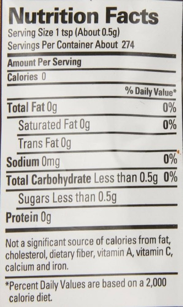Monk Fruit in the Raw Sweetener, Sugar Substitute, 4.8 Ounce Bag, 2 Pack by Raw Threads (Image #2)