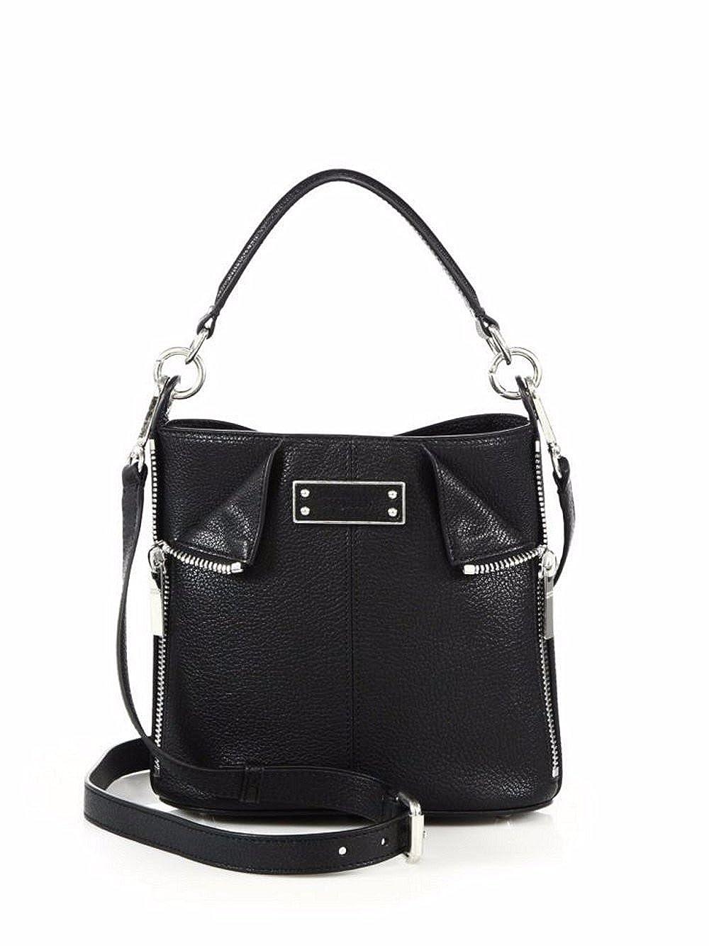 Alexander De Bag Handbags Leather Mcqueen Small Manta Crossbody 4pPA4w
