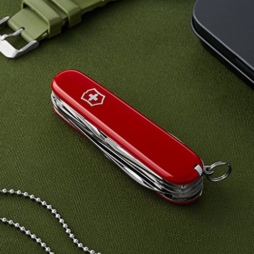 Victorinox Swiss Army Huntsman Pocket Knife (Red) by Victorinox (Image #2)