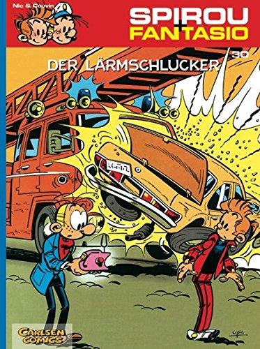 Spirou & Fantasio 30: Der Lärmschlucker: (Neuedition)