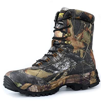 look for sports shoes hot-selling fashion CUNGE Men's Camo Hunting Boots High-top Waterproof Outdoor Tactical Boot  Breathable Fishing Climbing Desert Combat Boots