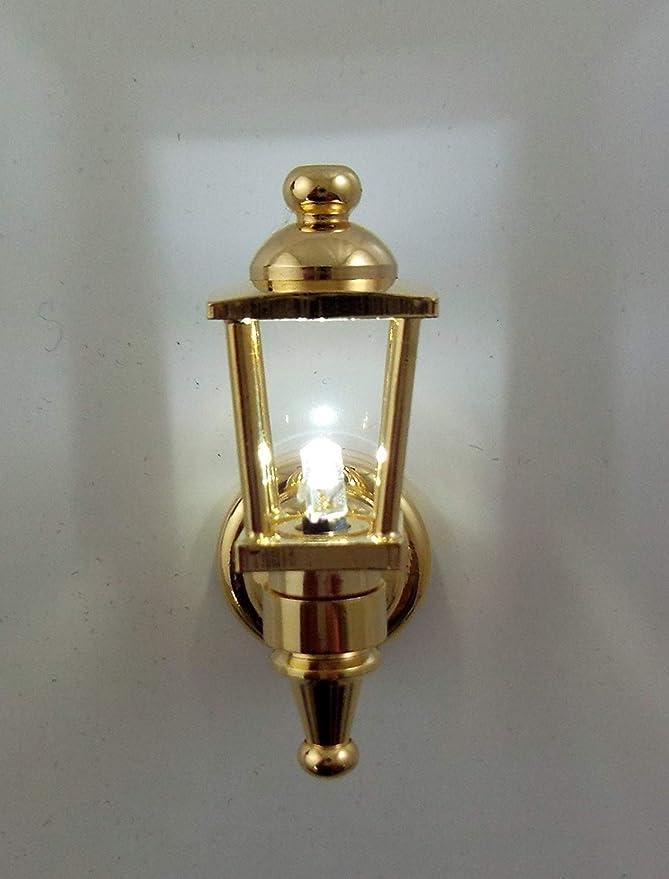 1Pc 1:12 1:6 Dollhouse miniature retro oil lamp doll house accessories toys HF