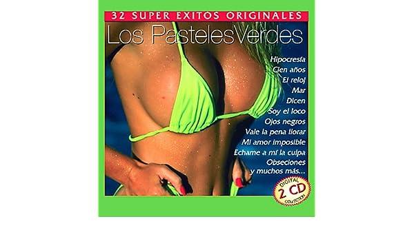 32 Super Exitos Originales by Los Pasteles Verdes on Amazon Music - Amazon.com
