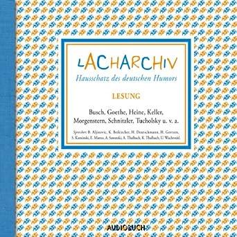 Lacharchiv Hausschatz Des Deutschen Humors Audio Download