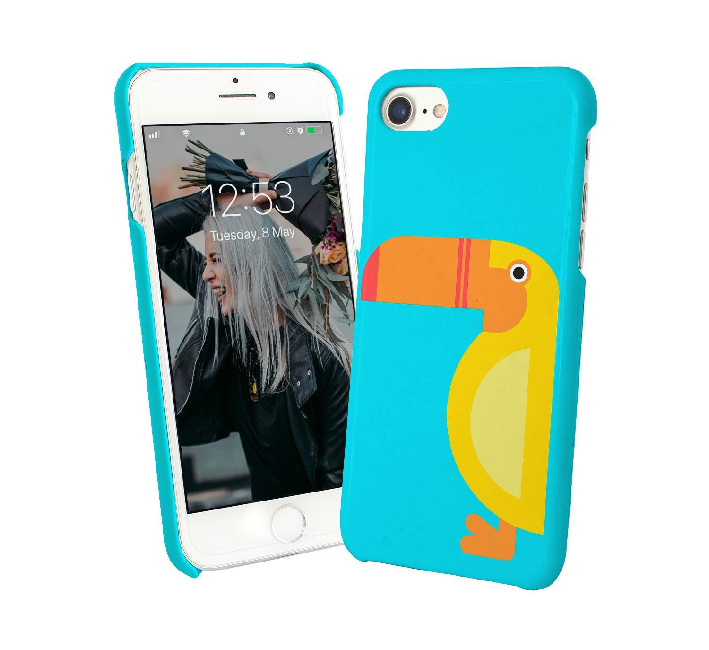 Toucan Pelican Exotic Bird Funny_002385 Phone Case Cover ...