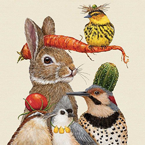 Paperproducts Design PPD 1332588 Harvest Party Lunch Paper Napkins, 6.5