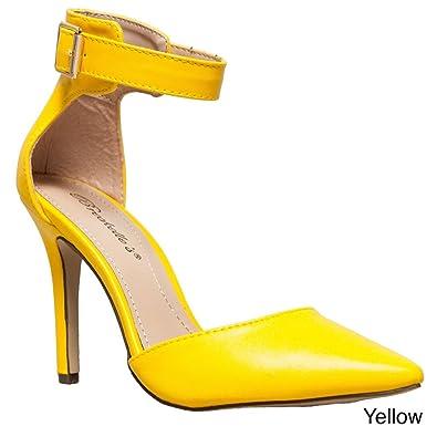 Amazon.com   Breckelles Isabel-01 D-Orsay Pumps-Shoes   Pumps