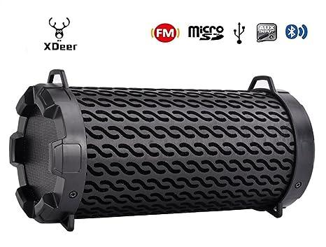 Review XDeer Portable Bluetooth Indoor/Outdoor