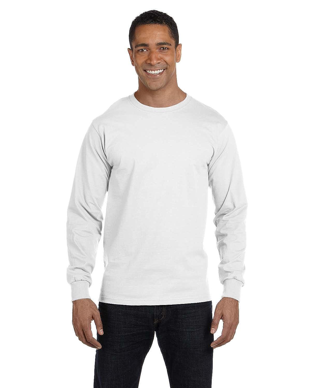 Hanes Mens Tagless ComfortSoft Long-Sleeve T-Shirt