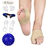 Bunion Corrector and Bunion Care Kit for Tailors