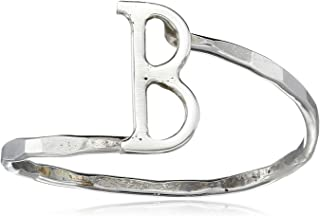 product image for Melissa Joy Manning Alphabet Silver Initial Ring, Size 7