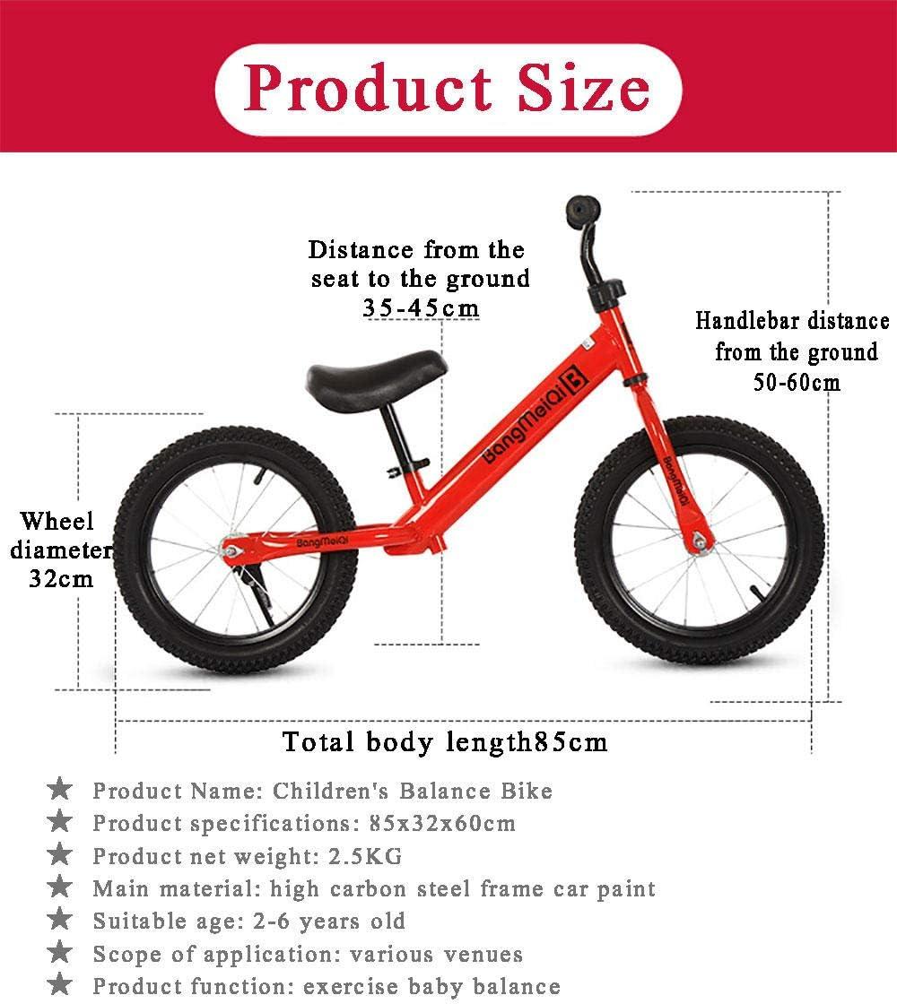 TaoRan Bicicletas, Básculas para niños con Manillar y Asientos ...