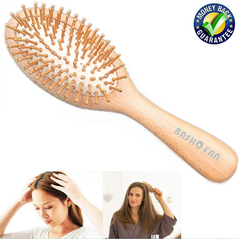 This Wooden Hair Brush is Great!