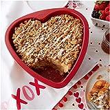 Wilton 2105-5467 Non-Stick Heart Cake