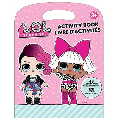 LOL Surprise! Activity Book
