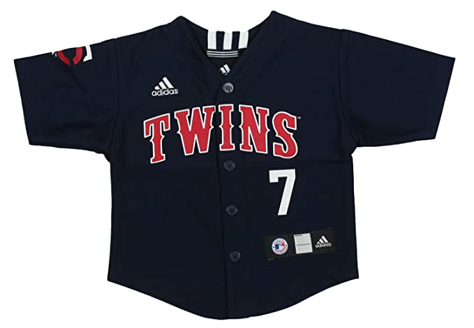 4ce0ddae72a Amazon.com: MLB Minnesota Twins Joe Mauer Toddlers Jersey (2T ...