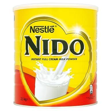Nido Milk Powder 2.5 kg: Amazo...