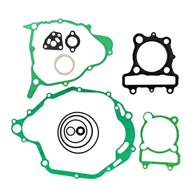 AHL Complete Gasket Kit for Yamaha XT225 1993-2009 / TTR225 TTR230: Automotive