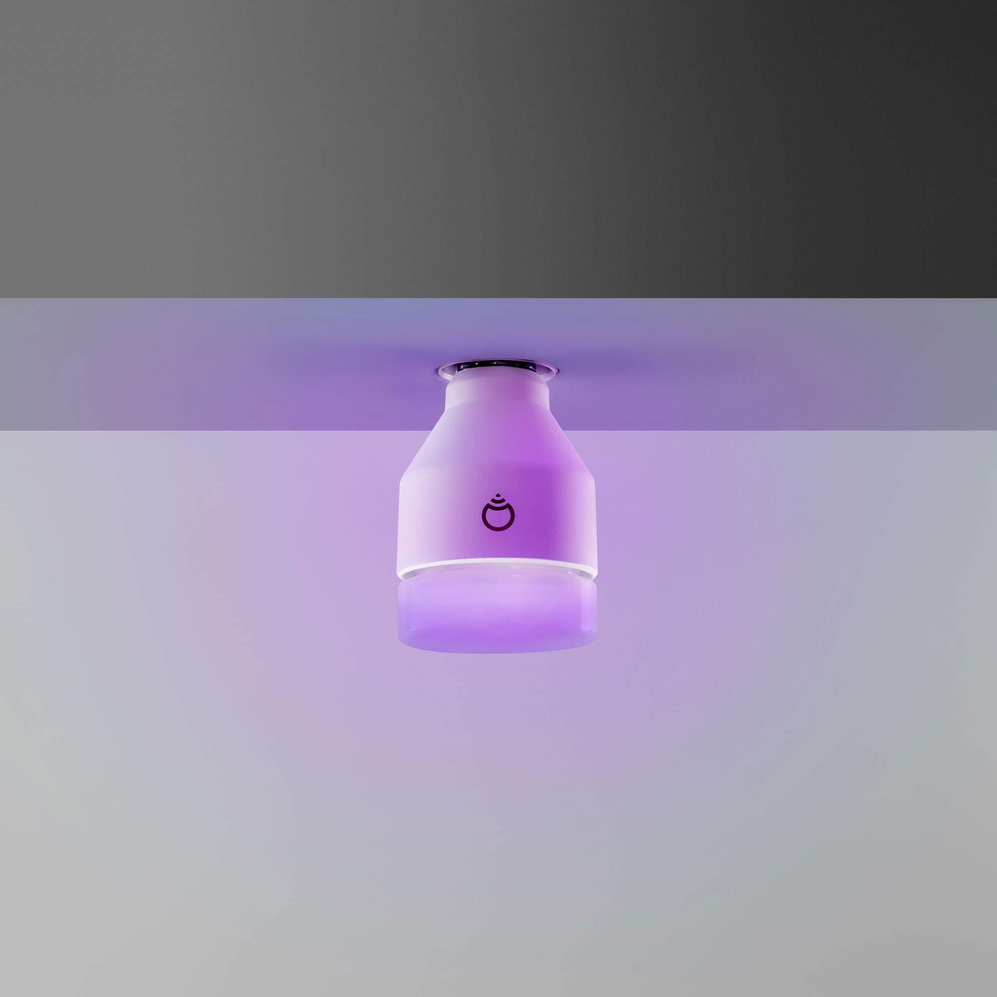 galleon lifx a19 wi fi smart led light bulb adjustable multicolor dimmable no hub. Black Bedroom Furniture Sets. Home Design Ideas