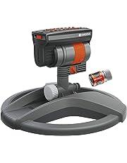 GARDENA ZoomMaxx Oscillating Sprinkler on Weighted Sled Base