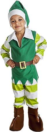 Disfraz de Duende para niños: Amazon.es: Juguetes y juegos