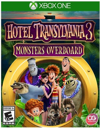 Hotel Transylvania 3: Monsters Overboard - Xbox One Edition by Outright Games