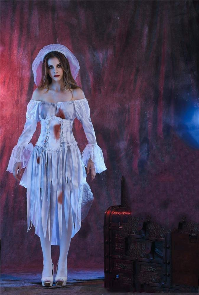 Ambiguity Halloween kostüm Damen Halloweenkostüm Set Cosplay