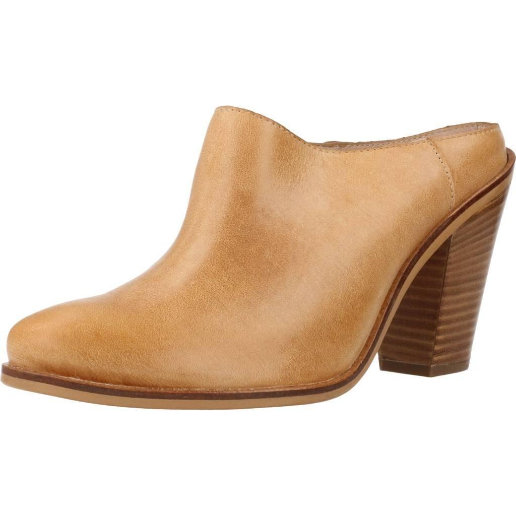 Zuecos para Mujer, Color marrón, Marca Wonders, Modelo Zuecos para Mujer Wonders 69492 Marrón 38 EU|Marrón
