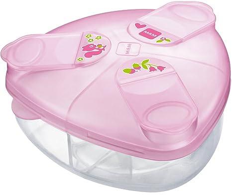 Mam - recipiente para la leche en polvo, Rosa (Rosa): Amazon ...