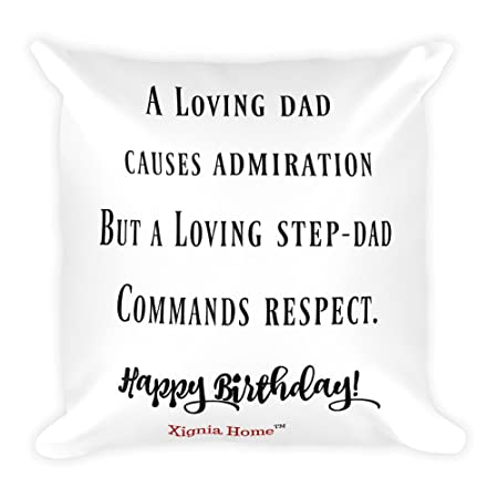 Xignia Home 40 cumpleaños regalos, manta cuadrada almohada ...