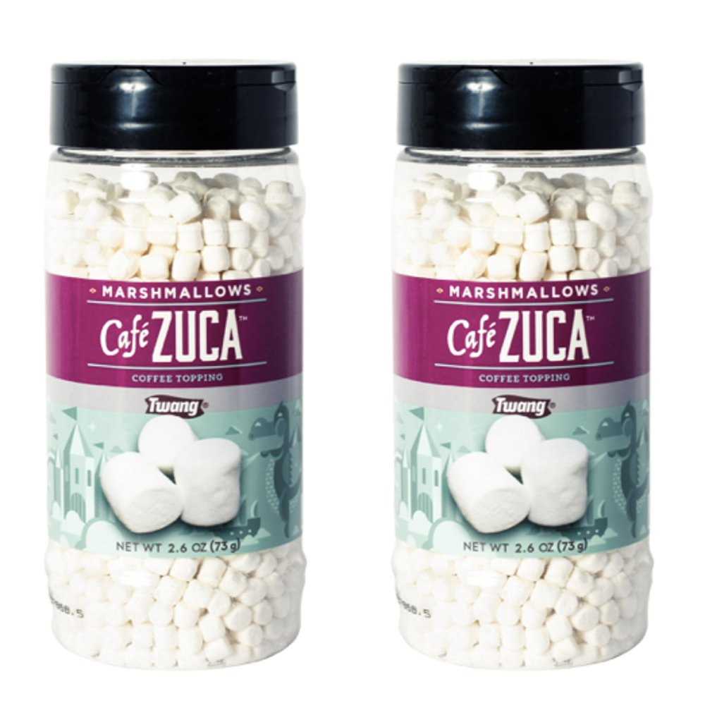 Twang Café Zuca Mini Marshmallows - 2 pack