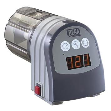Rena - Dispensador automático - Food LG 100: Amazon.es: Productos para mascotas