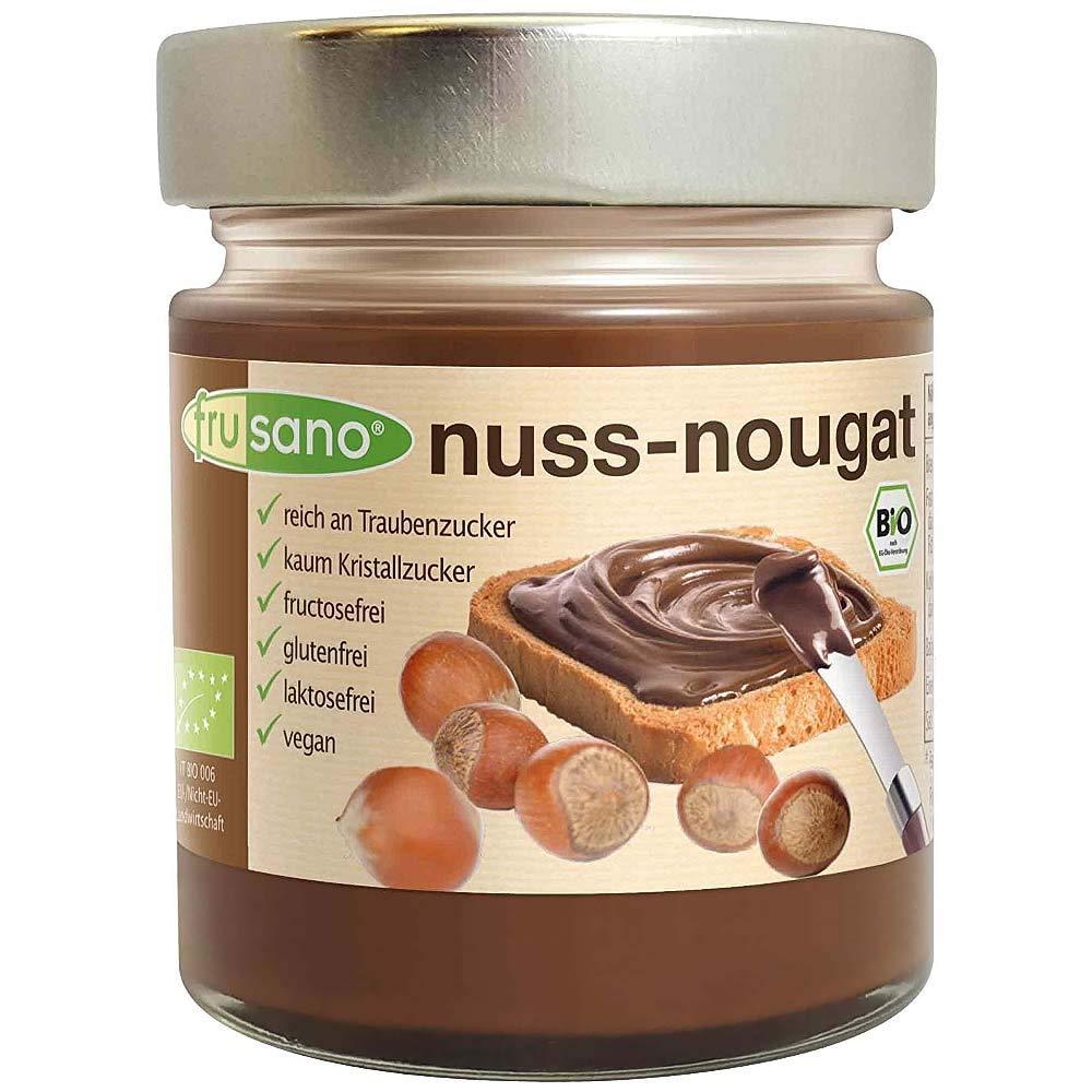 Frusano Nuss-Nougat-Creme
