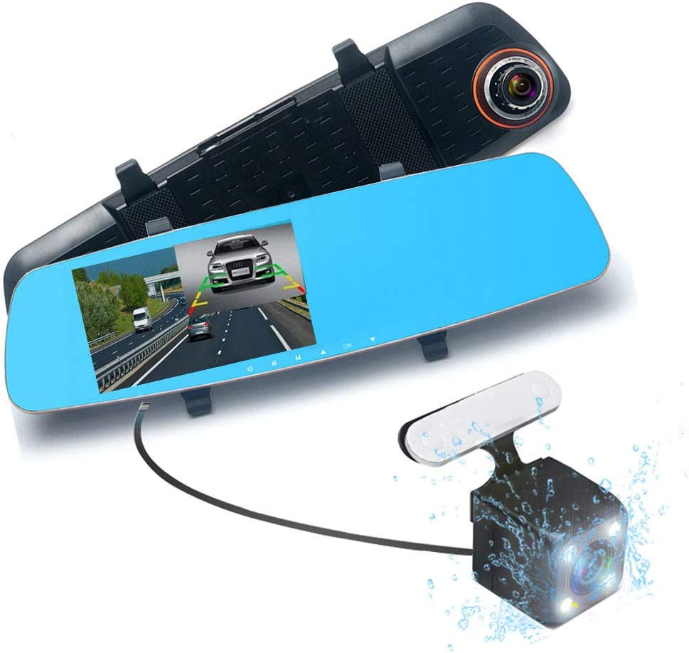 Podofo Car Dvr Dash Cam With R Ckfahrkamera Elektronik
