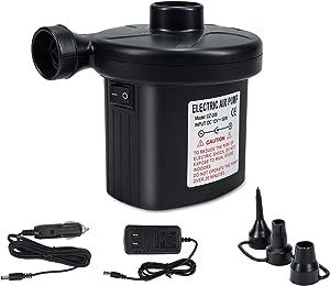 Sweepstakes: ZEKEE Electric Air Pump