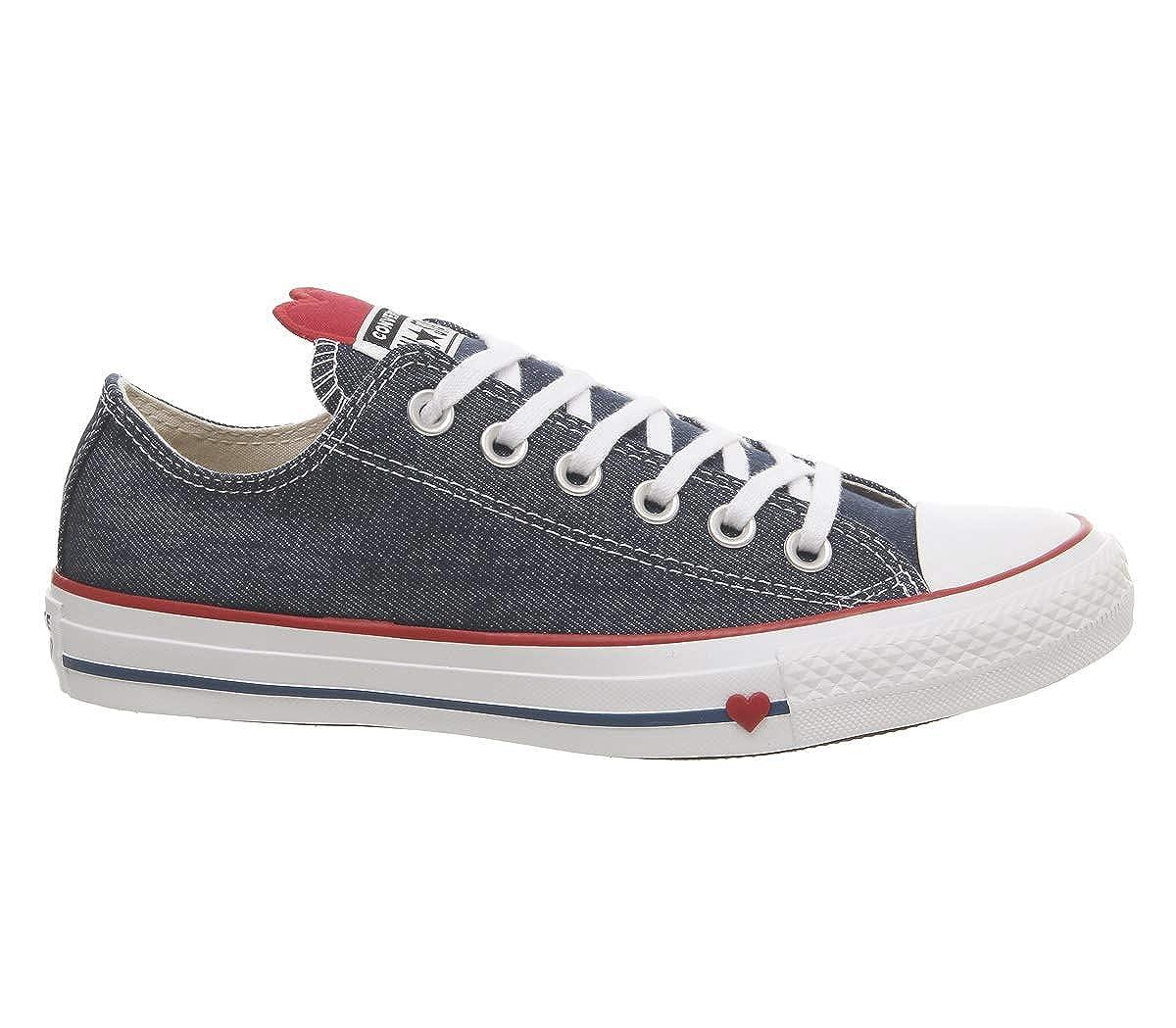 Converse Chuck Taylor All Star, scarpe da ginnastica a Collo Alto Unisex – Adulto   Bassi costi    Uomo/Donne Scarpa