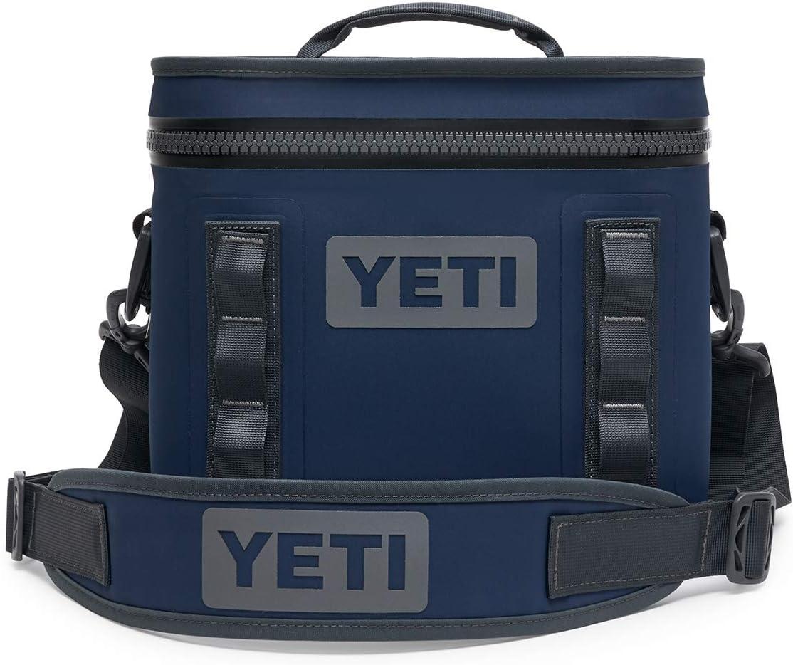 YETI Hopper Flip 8 Portable Cooler, Navy