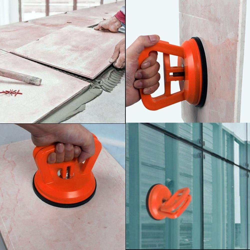 NELNISSA Aluminum Alloy Single Claw Glass Sucker Ceramic Tile Floor Suction Device
