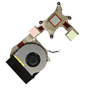 New Forcecon Dfs531005mc0t F750 P/n:0fx128 Cooling Fan for Dell E6400 CPU Cooling Fan with Heatsink