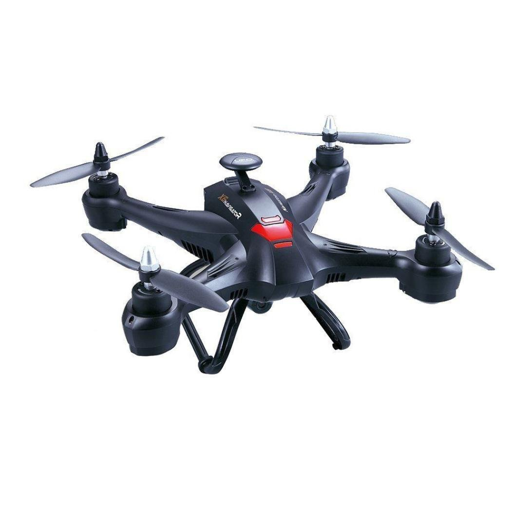 Dreamyth Fun Global Drone X183 With 5GHz WiFi FPV 1080P Camera GPS Brushless Quadcopter (Black) by Dreamyth