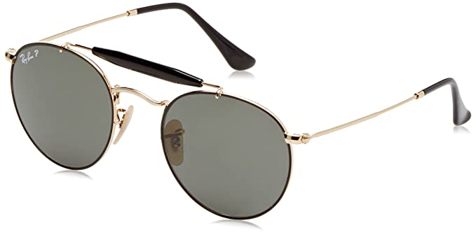 Unisex-Adults 3747 Sunglasses, Negro, 50 Ray-Ban