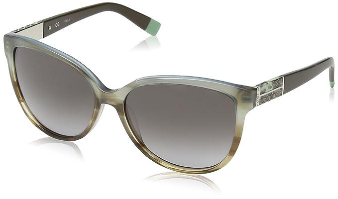 Furla Womens SU4855 Frida Butterfly Sunglasses Furla YoHOE6