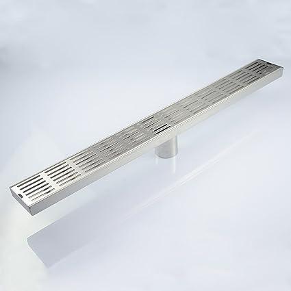 Lightinthebox Linear Nickel Bathroom Kitchen Shower Square Design ...