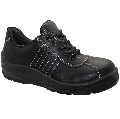 detailed look db5c3 668c5 Jallatte Mens Ultra Light Weight Work Steel Toe Cap Safety ...