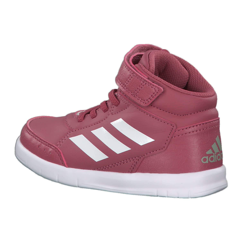 official photos 47701 6240b Adidas AltaSport Mid El, Sneakers Basses Mixte bébé AH2551