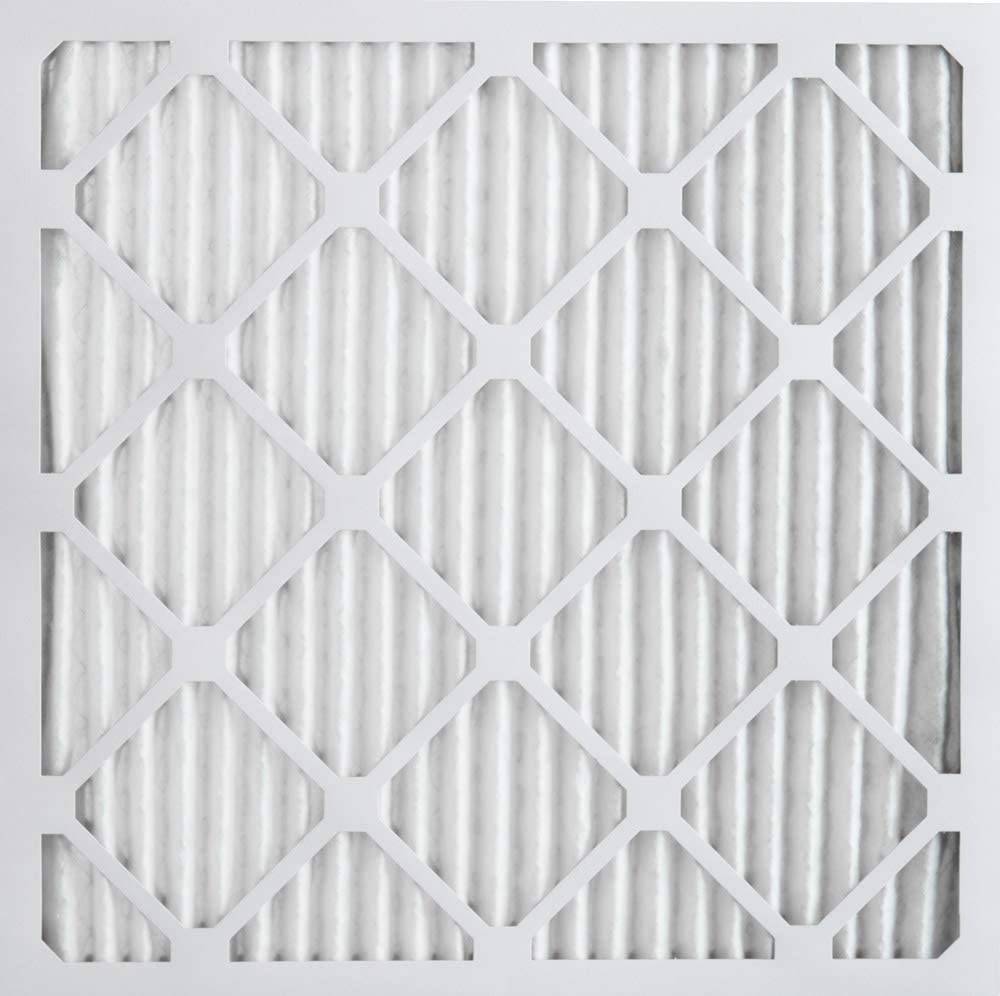 Nordic Pure 23/_1//4x29/_1//4x2 Exact MERV 8 Pleated AC Furnace Air Filters 4 Pack