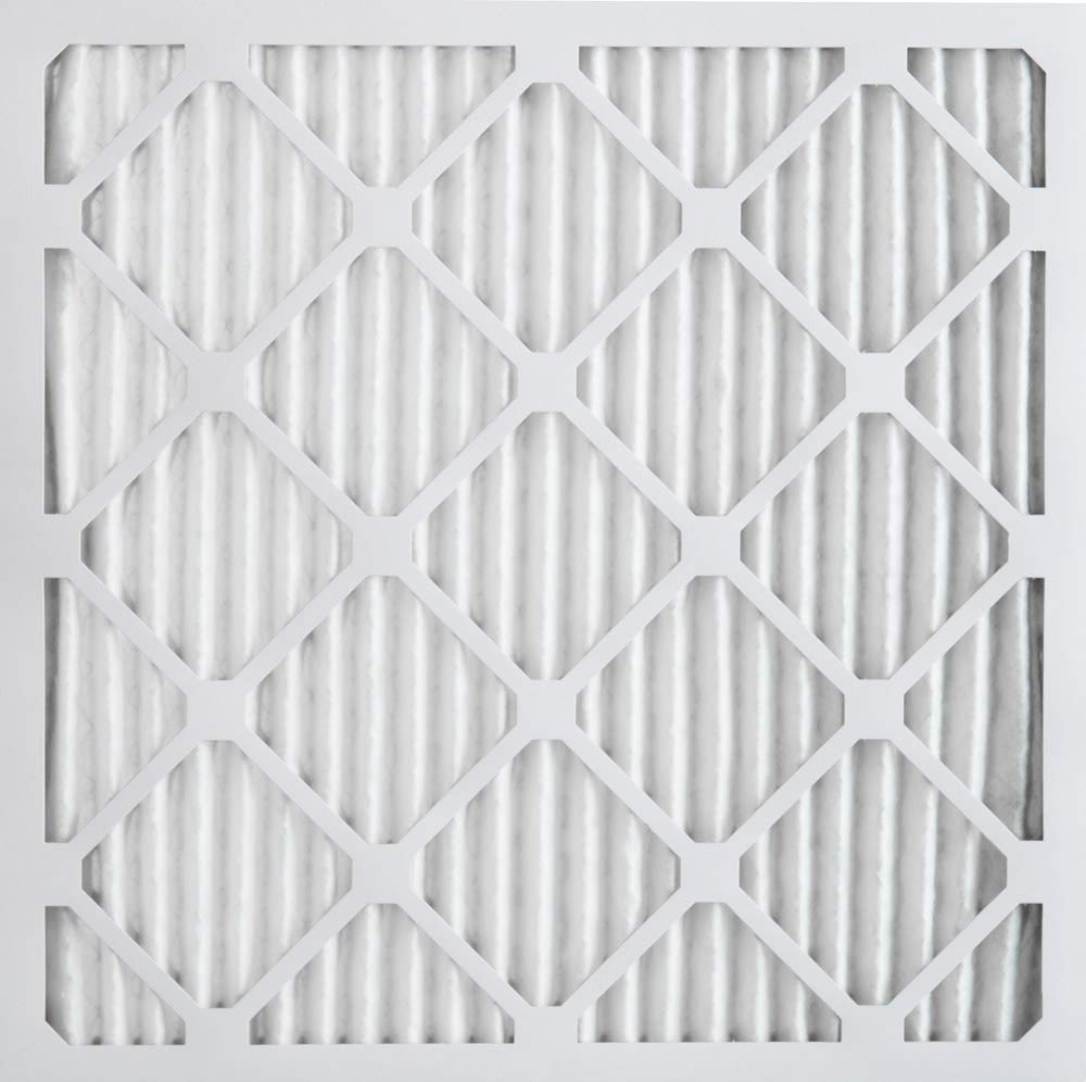 Nordic Pure 25x25x1 MPR 1900 Healthy Living Maximum Allergen Reduction Replacement AC Furnace Air Filters 3 Pack